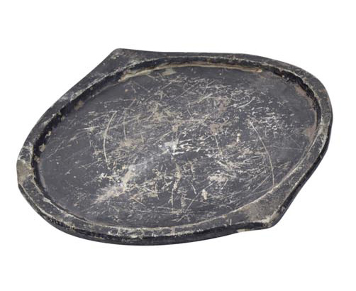 Nieuw Authentiek Indische Stenen Platte Schaal | AJC Meubelen LF-67